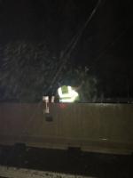 Tromba daria sul territorio: capannoni scoperchiati, auto fuori strada e strade allagate  - VIDEO E FOTO - - immagine 2