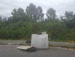 NICHELINO - Ancora abbandoni di rifiuti, in zona industriale Vernea nuova discarica - immagine 2
