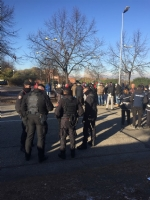 MONCALIERI - Protesta dei profughi: «Siamo senza documenti». Occupata via Postiglione - FOTO - immagine 5