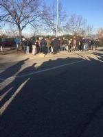 MONCALIERI - Protesta dei profughi: «Siamo senza documenti». Occupata via Postiglione - FOTO - immagine 7