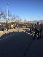 MONCALIERI - Protesta dei profughi: «Siamo senza documenti». Occupata via Postiglione - FOTO - immagine 9