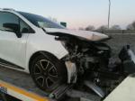 MONCALIERI - Grave incidente stradale in tangenziale: ferita una guardia giurata - FOTO - immagine 6