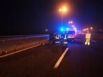 MONCALIERI - Grave incidente stradale in tangenziale: ferita una guardia giurata - FOTO - immagine 2