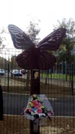 BEINASCO - Una farfalla per ricordare Ilenia Piscitelli - immagine 2
