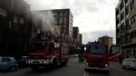 MONCALIERI - Incendio a borgo San Pietro: distrutto un appartamento in corso Roma. Un secondo alloggio danneggiato dal fumo - immagine 2