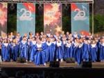 """BEINASCO - Grande successo per lo spettacolo di """"Gospel sotto le stelle"""" - immagine 2"""