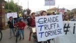 PIOSSASCO - I cittadini scendono in piazza per il caro-trasporti - immagine 4