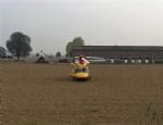 CARMAGNOLA - Ennesimo schianto in via Poirino: motociclista in elisoccorso al Cto - immagine 2