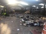 MONCALIERI - Viaggio dentro lex Firsat il giorno dopo lincendio - LE FOTO - - immagine 2