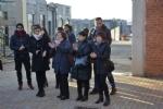 NICHELINO - Lomaggio del Comune e di Chiara Appendino alla lapide delle vittime ThyssenKrupp - immagine 2