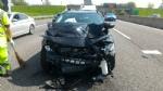 ORBASSANO - Incidente stradale sulla tangenziale di Torino: quattro feriti. Grave una donna disabile - FOTO - immagine 6