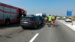ORBASSANO - Incidente stradale sulla tangenziale di Torino: quattro feriti. Grave una donna disabile - FOTO - immagine 10