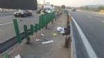 MONCALIERI - Ennesimo incidente sulla sopraelevata di corso Trieste: 21enne in gravi condizioni - immagine 2