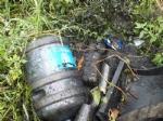 VINOVO - Abbandonano rifiuti in riva al Chisola, ma vengono incastrati dalle telecamere nascoste - immagine 3