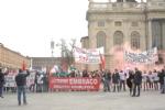 NICHELINO - Nel corteo dei lavoratori Embraco, anche il sindaco e lassessore Verzola - LE FOTO - - immagine 3
