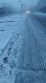 CINTURA SUD - Strade ghiacciate e marciapiedi impraticabili: la protesta dei cittadini - immagine 3