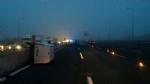 LA LOGGIA - Maxi incidente in tangenziale: tre feriti e sei veicoli coinvolti - LE FOTO - - immagine 3