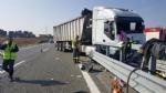 CANDIOLO - Grave incidente sullautostrada Torino-Pinerolo, camionista in condizioni critiche - LE FOTO - - immagine 4