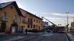 BEINASCO - Incendio devasta unabitazione, due anziani bloccati - immagine 6