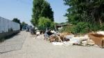 BEINASCO - Blitz allalba nel campo nomadi di Borgaretto: un arresto e tre baracche demolite - immagine 3