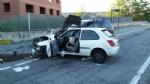 BRUINO - Schianto nella zona industriale: due automobilisti feriti e ricoverati in ospedale - immagine 3