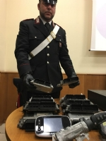 MONCALIERI - I carabinieri arrestano la banda delle spaccate - immagine 6