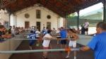 CARIGNANO - Tutti pazzi per il calciobalilla umano sotto lala di via Savoia - immagine 3