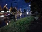 Tromba daria sul territorio: capannoni scoperchiati, auto fuori strada e strade allagate  - VIDEO E FOTO - - immagine 6
