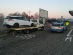 MONCALIERI - Grave incidente stradale in tangenziale: ferita una guardia giurata - FOTO - immagine 7
