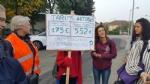 PIOSSASCO - I cittadini scendono in piazza per il caro-trasporti - immagine 5