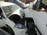 LA LOGGIA - Ubriaco alla guida di un furgone: provoca un grave incidente con due feriti - immagine 3