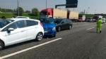 ORBASSANO - Incidente stradale sulla tangenziale di Torino: quattro feriti. Grave una donna disabile - FOTO - immagine 3