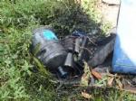 VINOVO - Abbandonano rifiuti in riva al Chisola, ma vengono incastrati dalle telecamere nascoste - immagine 4