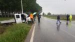 VIRLE - Grave incidente sulla provinciale 138 per Cercenasco - immagine 4