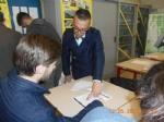 ORBASSANO - Limprenditore Fischetto torna tra i banchi di scuola - immagine 4