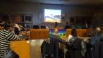 RIVALTA - Municipio blindato per il confronto Foietta-No Tav - immagine 4