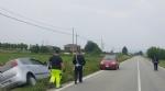 CARIGNANO - Due spettacolari incidenti provocano code sulle strade della provincia - immagine 4