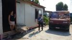 BEINASCO - Blitz allalba nel campo nomadi di Borgaretto: un arresto e tre baracche demolite - immagine 8