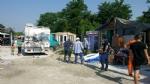 BEINASCO - Blitz allalba nel campo nomadi di Borgaretto: un arresto e tre baracche demolite - immagine 4