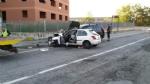 BRUINO - Schianto nella zona industriale: due automobilisti feriti e ricoverati in ospedale - immagine 4