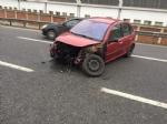 BEINASCO - Incidente stradale: una donna ferita trasportata in ospedale - FOTO - immagine 4
