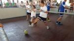 CARIGNANO - Tutti pazzi per il calciobalilla umano sotto lala di via Savoia - immagine 4