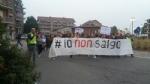 PIOSSASCO - I cittadini scendono in piazza per il caro-trasporti - immagine 6