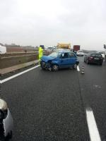 RIVALTA - Raffica di incidenti in tangenziale: 5 automobilisti in ospedale - LE FOTO - immagine 4