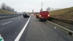 ORBASSANO - Incidente stradale sul raccordo: due feriti - FOTO - immagine 7