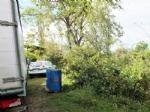 VINOVO - Abbandonano rifiuti in riva al Chisola, ma vengono incastrati dalle telecamere nascoste - immagine 5