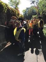 NICHELINO - Maxi discarica abusiva ripulita lungo la pista ciclabile del Sangone - LE FOTO - - immagine 4