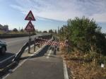 NICHELINO - Camion rischia di perdere il carico in via XXV Aprile. Disagi in zona Debouchè - immagine 4