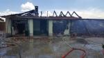 BEINASCO - Incendio nel deposito di unimpresa di costruzioni a Borgaretto: tanta paura, ma nessun ferito - immagine 5
