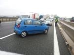 RIVALTA - Raffica di incidenti in tangenziale: 5 automobilisti in ospedale - LE FOTO - immagine 5